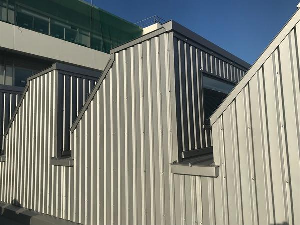 某病院屋根・外壁工事(光市)サムネイル