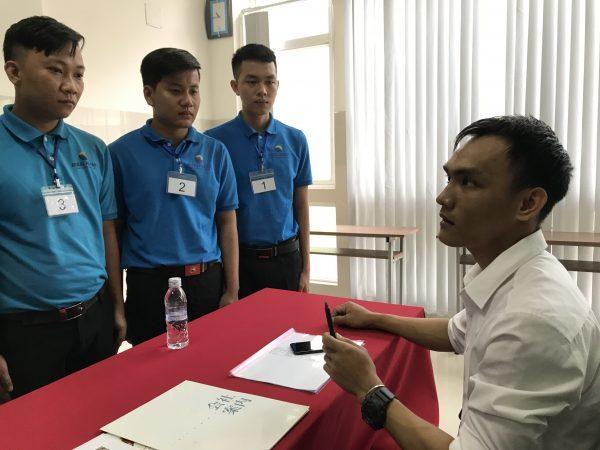 ベトナム技能実習生 2期生面接サムネイル